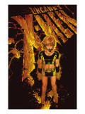Uncanny X-Men No.466 Cover: Grey, Rachel and Marvel Girl Poster av Chris Bachalo