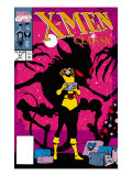 X-Men Classic 47 Cover: Shadowcat Prints by Lightle Steve