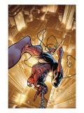 Marvel Adventures Spider-Man No.44 Cover: Spider-Man Art by Zach Howard