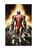 Iron Man 82 Cover: Iron Man Art