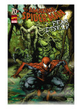 Spider-Man: Fear Itself No.1 Cover: Spider-Man and Man-Thing Posters by Mico Suayan