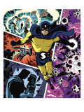 The Age Of The Sentry No.1 Cover: Sentry Poster by Dave Bullock