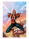 Spider-Man Unlimited 3 Cover: Spider-Man Print by Ale Garza