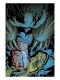 District X No.12 Cover: Bishop and Worm Poster von Lan Medina