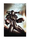 Iron Man: Director Of S.H.I.E.L.D. No.33 Cover: War Machine Prints by Adi Granov