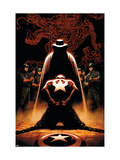 Captain America No.47 Cover: Captain America Prints by Epting Steve