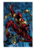 The Amazing Spider-Man #529 Cover: Spider-Man Posters van Ron Garney