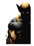 Wolverine: Origins #28 Cover: Wolverine Julisteet tekijn Mike Deodato Jr.