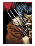 Weapon X: Days Of Future Now No.1 Cover: Wolverine Prints by Bart Sears