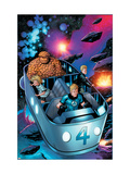 Secret Invasion: Fantastic Four No.3 Group: Thing Prints by Kitson Barry