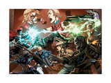 Dark Reign: Young Avengers 2 Group: Hawkeye Posters by Mark Brooks