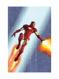 Iron Man & The Armor Wars No.3 Cover: Iron Man Prints by Francis Tsai