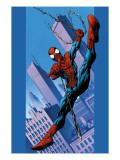 Ultimate Spider-Man No.75 Cover: Spider-Man Poster von Mark Bagley