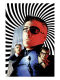 The Pulse No.7 Cover: Nick Fury, Jameson, J. Jonah, Urich and Ben Art