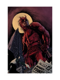Daredevil By Ed Brubaker Saga Cover: Daredevil Prints