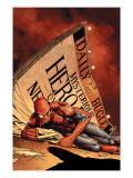 Marvel Knights Spider-Man No.17 Cover: Spider-Man Poster von Tan Billy