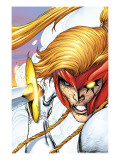 X-Force: Shatterstar No.4 Cover: Shatterstar Posters