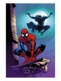 Ultimate Spider-Man No.112 Cover: Spider-Man and Green Goblin Prints by Immonen Stuart