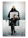 Dark X-Men: The Beginning 3 Cover: Osborn, Norman and Emma Frost Posters par Jae Lee