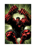 Hulk: Red Hulk Must Have Hulk No.3 Cover: Hulk Posters by David Finch