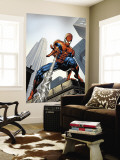 Amazing Spider-Man No.520 Cover: Spider-Man Swimming Wall Mural by Mike Deodato