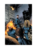Ultimate Fantastic Four 22 Group: Mr. Fantastic Posters by Greg Land