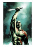 Drax The Destroyer 4 Cover: Drax The Destroyer Prints by Mitchell Breitweiser