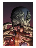 Secret Invasion Directors Cut No.1 Cover: Spider-Man Prints by MCNiven Steve