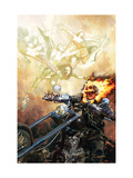 Ghost Rider 31 Cover: Ghost Rider Prints