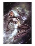 Black Widow: Dead Origins No.4 Cover: Black Widow Posters by Adi Granov