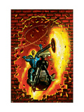 Ghost Rider No.15 Cover: Ghost Rider Prints