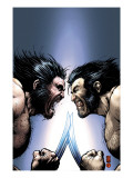 Wolverine No.12 Cover: Wolverine Prints by Darick Robertson