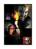 Daredevil No.78 Cover: Bullseye and Owl Prints