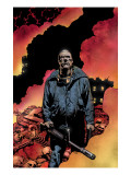 Punisher: The End 1 Cover: Punisher Print by Richard Corben