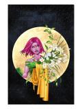 Exiles No.43 Cover: Blink Posters by Mizuki Sakakibara