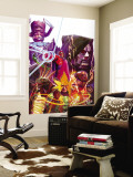 Marvel 1985 Must Have: Marvel 1985 No.2 Cover: Magneto Wall Mural by Tommy Lee Edwards