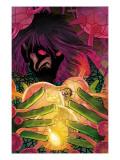 Incredible Hercules No.118 Cover: Hercules and Nightmare Art by John Romita Jr.