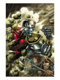 X-Men Forever No.11 Cover: Colossus Prints by Tom Grummett