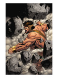 Incredible Hercules 123 Cover: Hercules Posters by Henry Clayton