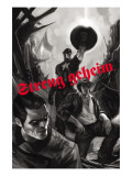 Wolverine: Origins 17 Cover: Logan, Bucky and Captain America Prints
