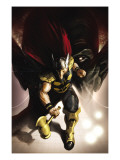Secret Invasion Aftermath: Beta Ray Bill - The Green Of Eden No.1 Cover: Beta-Ray Bill Prints