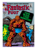 Marvel Comics Retro: Fantastic Four Family Comic Book Cover No.51 Prints