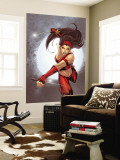 Ultimate Elektra No.5 Cover: Elektra Wall Mural by Salvador Larroca