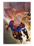 Eternals No.1 Cover: Ikaris Prints