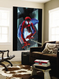 Ultimate Spider-Man No.53 Cover: Spider-Man Wall Mural by Mark Bagley