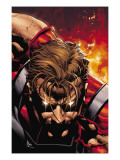 Squadron Supreme 7 Cover: Hyperion Poster by Mike Deodato Jr.
