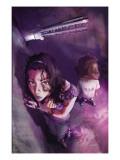 NYX: No Way Home No.2 Cover: Tatiana Posters by Alina Urusov