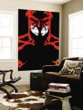 Daredevil Father No.5 Cover: Daredevil Wandgemälde von Joe Quesada