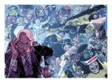 X-Men: First Class Giant-Size Special 1 Group: Xavier Print by David Williams