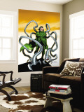 Spider-Man Doctor Octopus No.5 Cover: Doctor Octopus Wall Mural by Green Randy